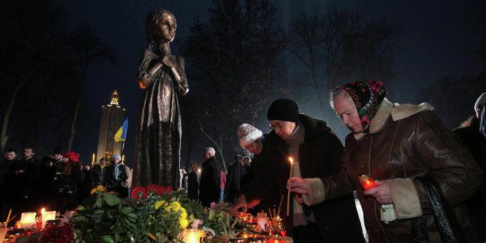 Голодомор на украине тотальная фальсификация1