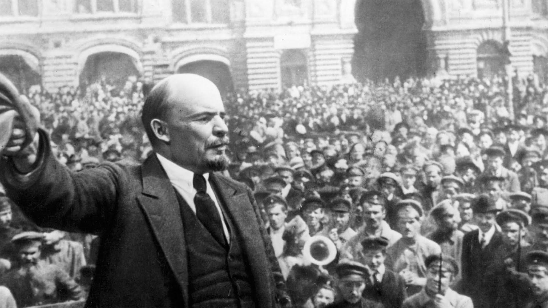 Ленин В.И.!!