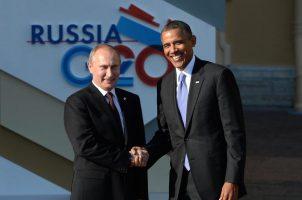Путин и Обама - одно дело делают