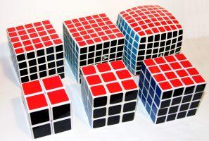 Rubik's_cube,_variations_2×2×2_-_7×7×7