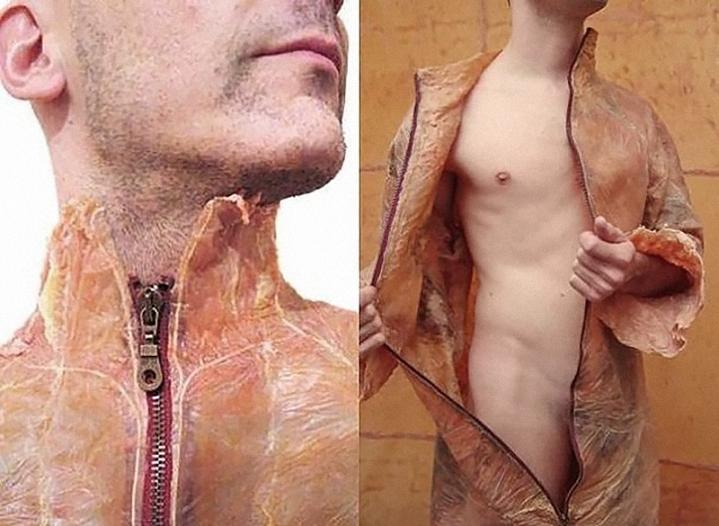англия продает изделия из человеческой кожи