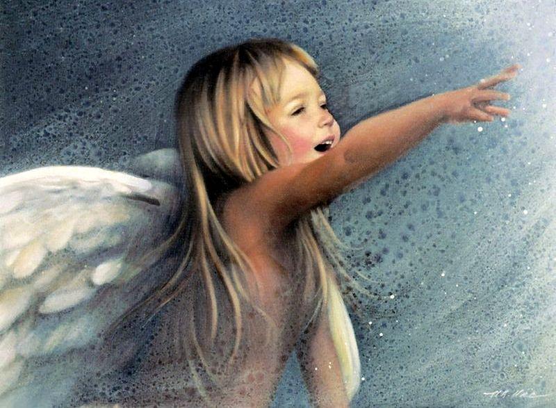 дети - ангелы