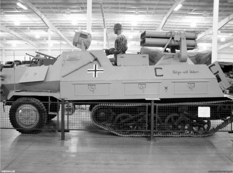 Ford V 3000S-SSM Maultier