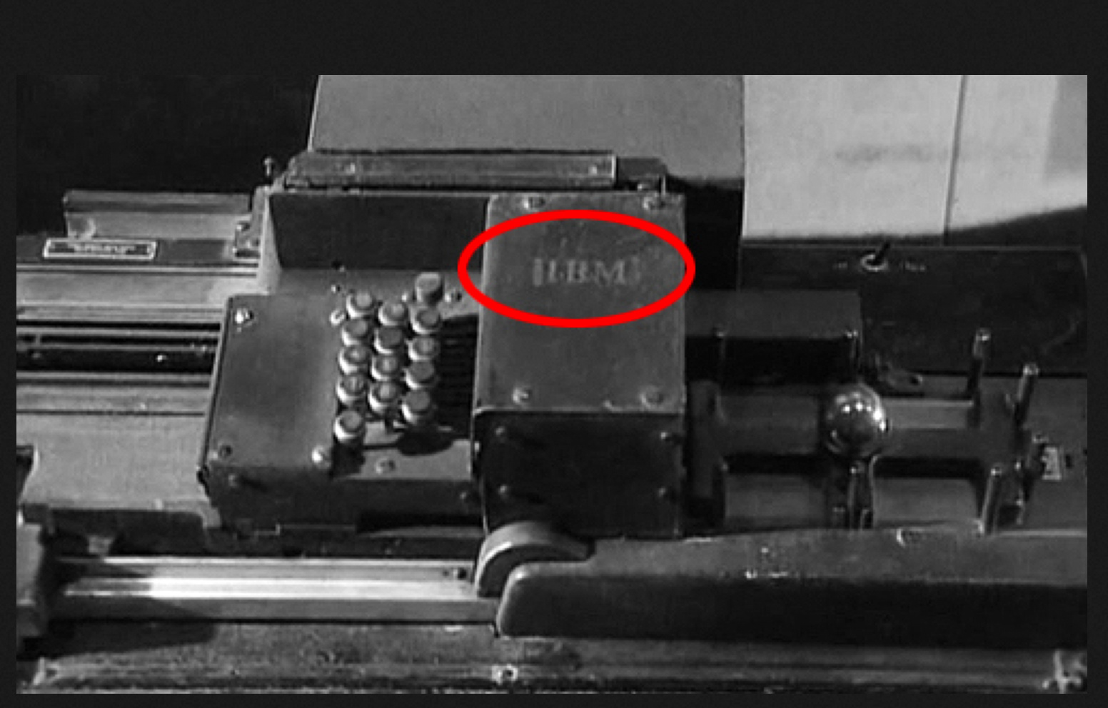 IBM за Гитлера