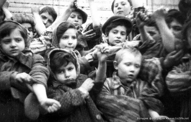 Концлагерь смерти - Саласпилс - фабрика детской крови для гитлеровцев2