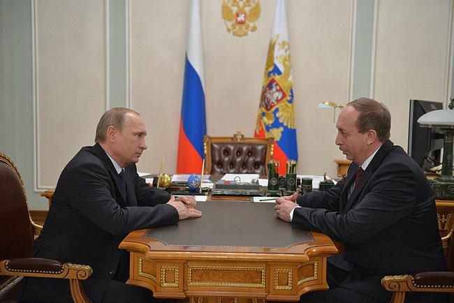 Ливенталь и Путин