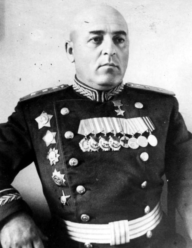 Порфирий Георгиевич Чанчибадзе!