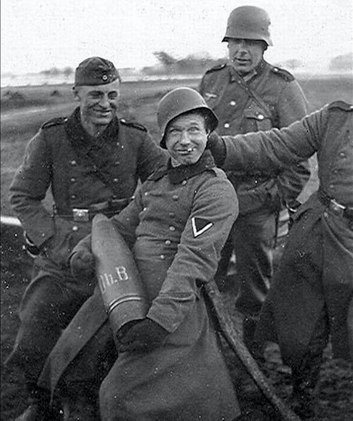 вермахт - армия наркоманов