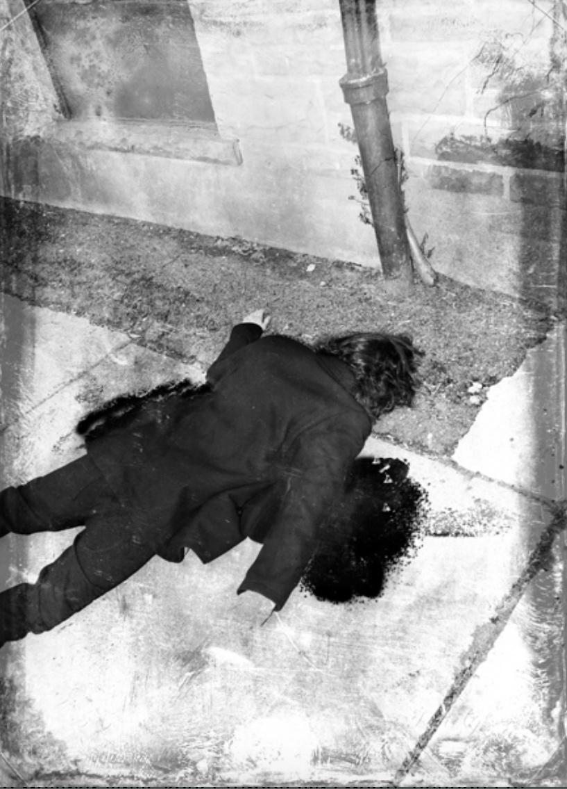 ленон - место убийства