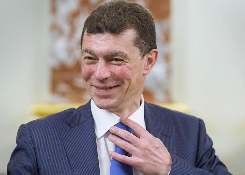 ministr-truda-i-sotsialnoi-zashhity-maksim-topilin