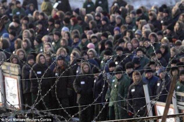 тюрьма россии