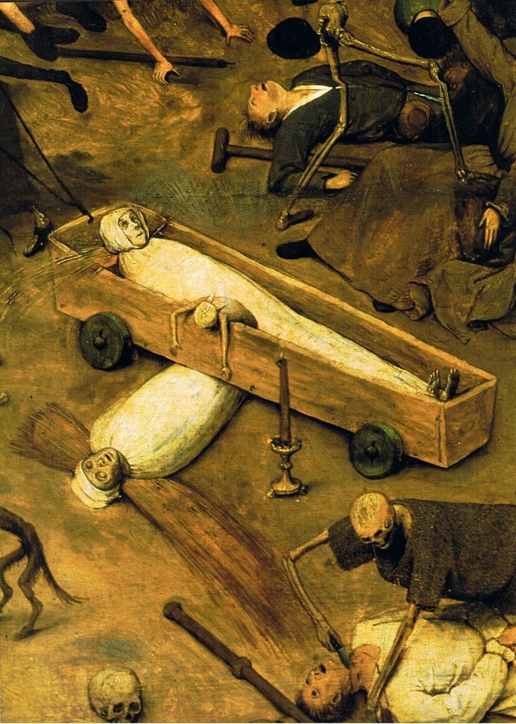 Босх - фрагмент картины
