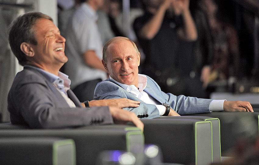 Путин и Ткачев2
