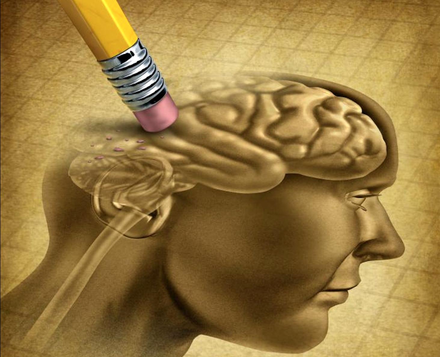 стираем свой мозг