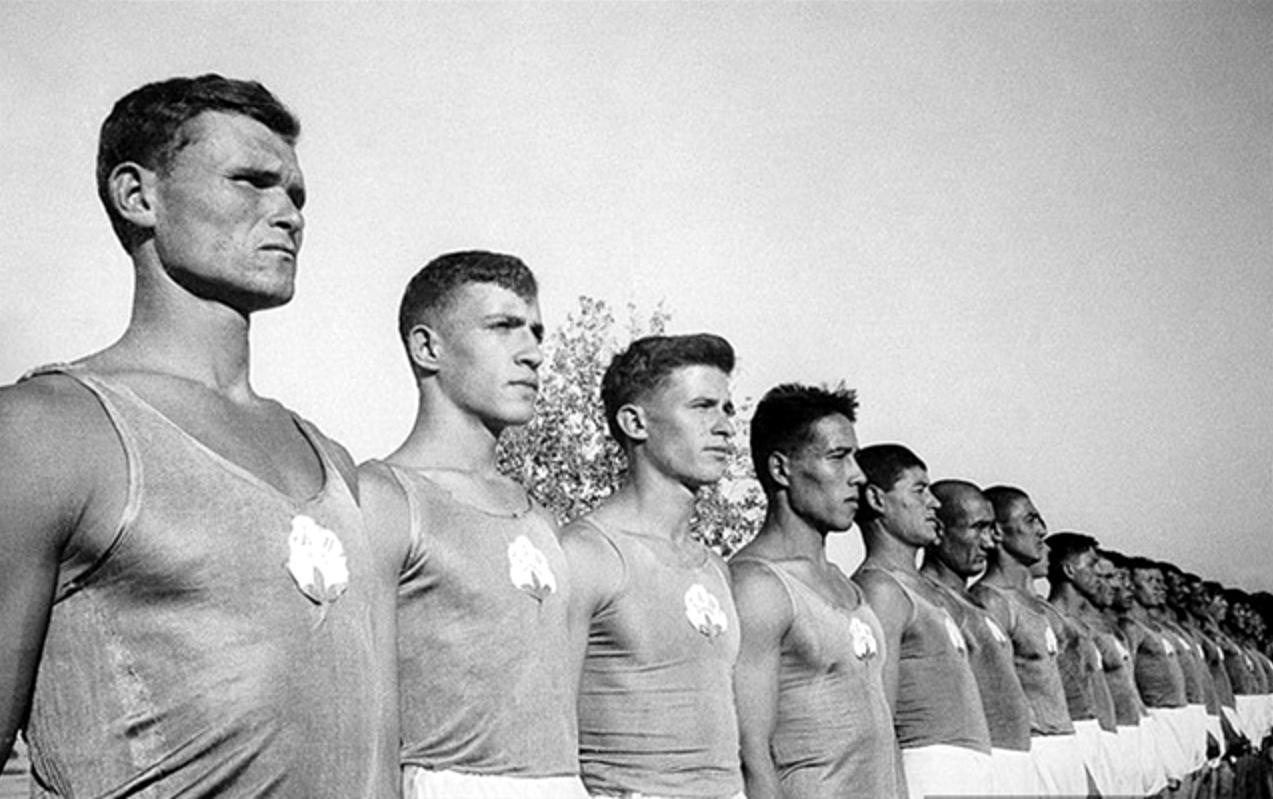 спортсмены СССР1