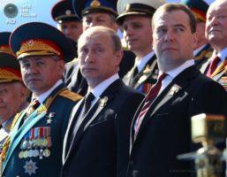 путин - шойгу - медведев