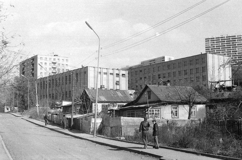 Владивосток - ул. Стрелочников. Фото Артюшенко Олега