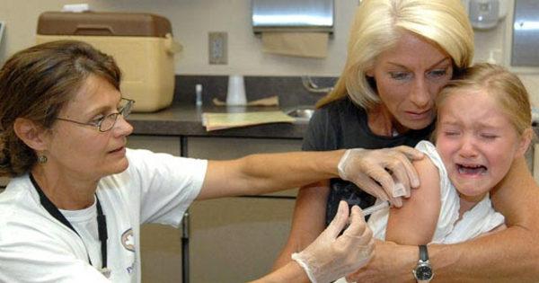биологическая война - вакцина для убийства ураинцев