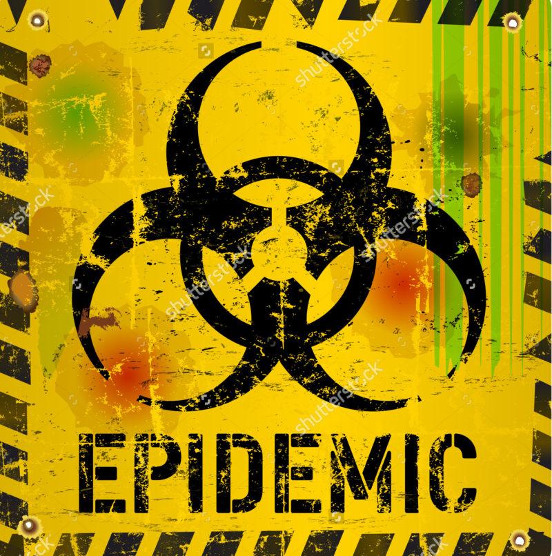 вирусы эпидемия