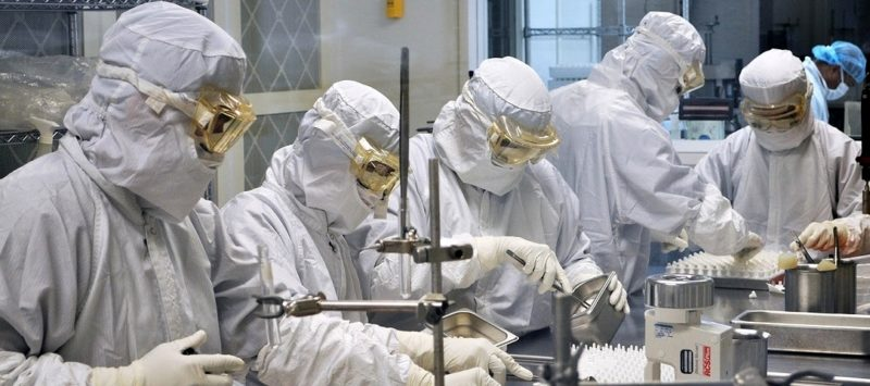 вирусы лаборатория