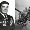 Я горжусь своим дедушкой! Он воевал против фашизма на легендарном танке Т-34.